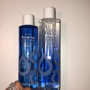 Avon Anew Hydrafusion Micellar Water Cleansing